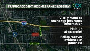 Brooklyn Park Robbery