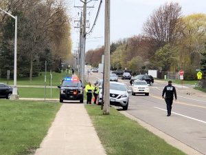 Plymouth Middle School Gunfire
