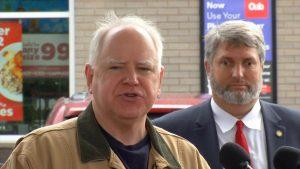 governor walz biofuels ethanol