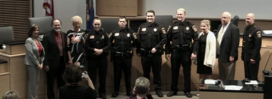 Maple Grove Officers