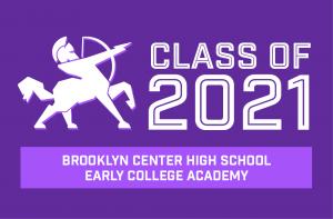 2021 Brooklyn Center Graduation