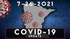 7-26 COVID-19 Update