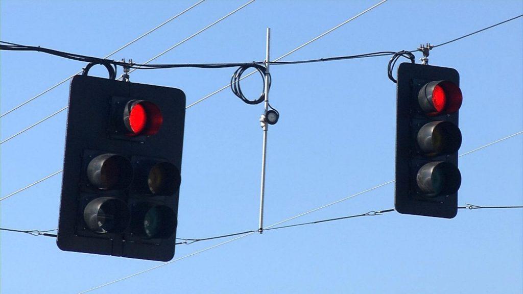 brooklyn park traffic signal