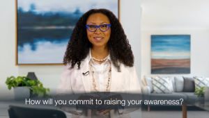 Diversity Minute 3: How will you commit to raising your awareness?