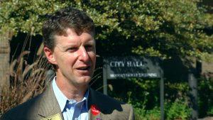 Golden Valley Mayor Shep Harris