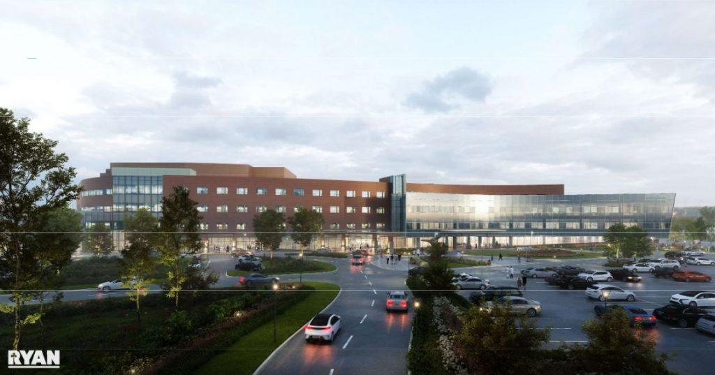 Maple Grove Hospital Expansion