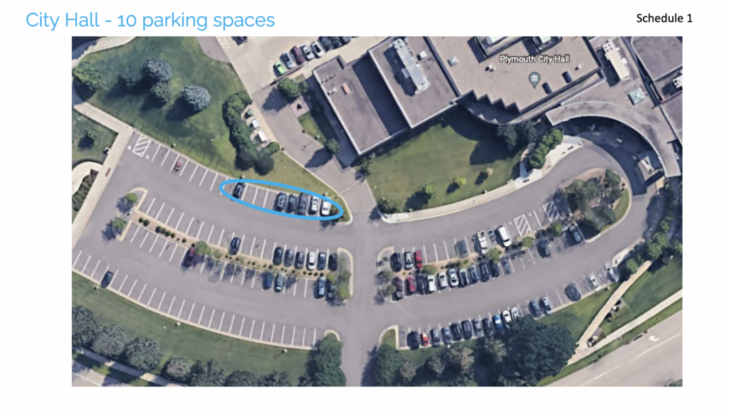 plymouth electric vehicle charging stations