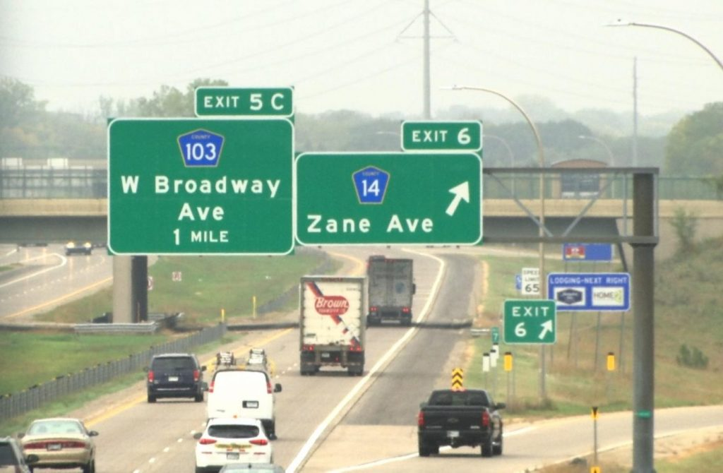 highway 610 man found dead